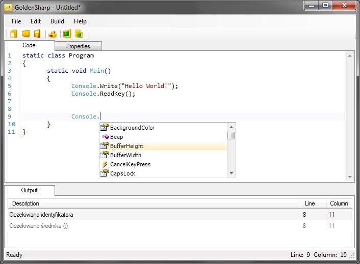 Windows 7 GoldenSharp 0.9.1.2 full